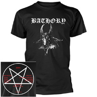 Bathory Goat Head Shirt