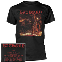 Bathory Hammerheart Shirt