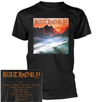 Bathory Twilight Of The Gods Shirt