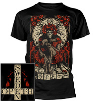 Opeth Haxprocess Shirt
