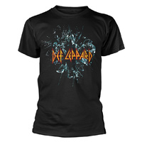 Def Leppard Shattered Glass Shirt