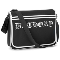 Bathory Retro Messenger Bag