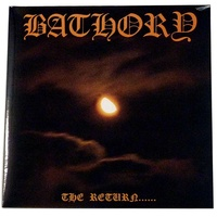 Bathory The Return Of Darkness Vinyl LP