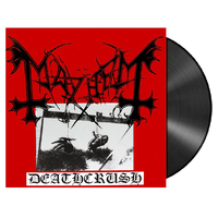 Mayhem Deathcrush 180g LP Coloured Vinyl Record