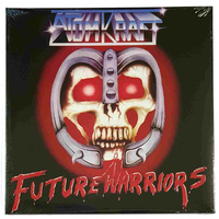 Atomkraft Future Warriors LP Vinyl Record
