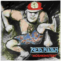 Acid Reign Moshkinstein LP Vinyl Record
