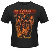 Black Veil Brides Shhh Shirt