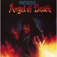 Hobbs Angel Of Death Hobbs Self Titled CD