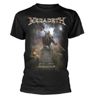 Megadeth Killing Is My Business 35th Anniversary Shirt