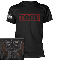 Tool 10 000 Days Logo Shirt