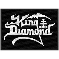 King Diamond Logo Patch