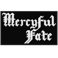 Mercyful Fate Logo Patch