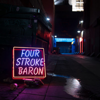 Four Stroke Baron Planet Silver Screen CD