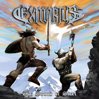 Exmortus The Sound Of Steel CD