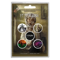My Dying Bride Ghost Of Orion Button Badge Pack