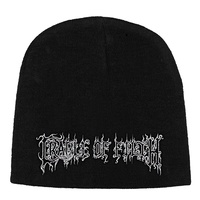 Cradle Of Filth Embroidered Logo Beanie Hat