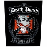 Five Finger Death Punch Legionary Back Patch