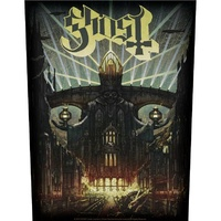 Ghost Meliora Back Patch