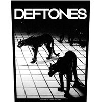 Deftones Panther Back Patch