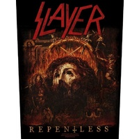 Slayer Repentless Back Patch