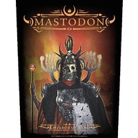 Mastodon Emperor Of Sand Back Patch