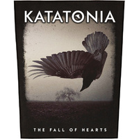 Katatonia Fall Of Hearts Back Patch