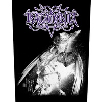 Katatonia Brave Murder Day Back Patch