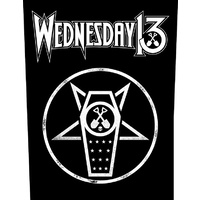Wednesday 13 What The Night Brings Back Patch