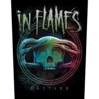 In Flames Battles Back Patch