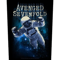 Avenged Sevenfold Astronaut Back Patch