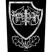 Marduk Panzer Crest Back Patch