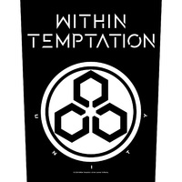 Within Temptation Unity Back Patch