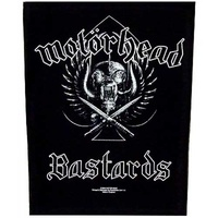 Motorhead Bastards Back Patch