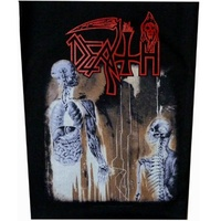 Death Human Back Patch