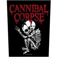 Cannibal Corpse Foetus Back Patch