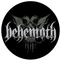 Behemoth Logo Circular Back Patch
