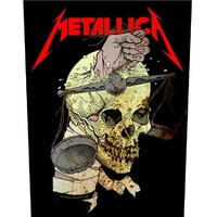 Metallica Harvester Of Sorrow Back Patch