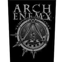 Arch Enemy Illuminati Back Patch