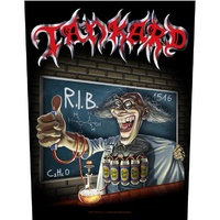 Tankard R.I.B. Back Patch