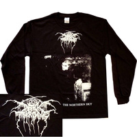 Darkthrone Blaze In The Northern Sky Long Sleeve Shirt Dark Throne