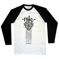 Nile Scarab Baseball Shirt