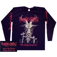 Rotting Christ Thy Mighty Contract Long Sleeve Shirt