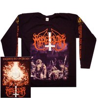 Marduk Heaven Shall Burn Long Sleeve Shirt