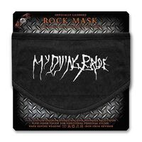 My Dying Bride Logo Face Cover Rock Mask