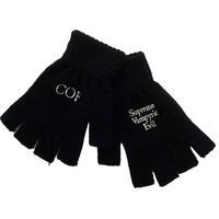 Cradle Of Filth Supreme Vampyric Evil Fingerless Gloves