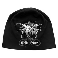 Darkthrone Old Star Jersey Beanie