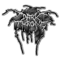 Darkthrone Logo Metal Pin Badge