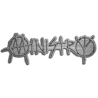 Ministry Logo Metal Pin Badge