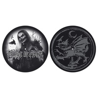 Cradle Of Filth Yours Immortally Turntable Slipmats