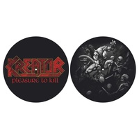 Kreator Pleasure To Kill Turntable Slipmats